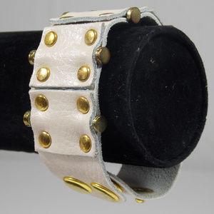 NWOT Genuine Leather Bracelet